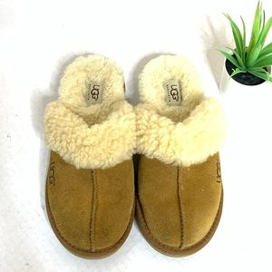 UGG Cozy Scuff Kids Slippers